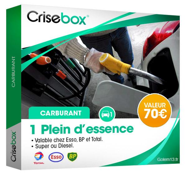 Crisebox Essence
