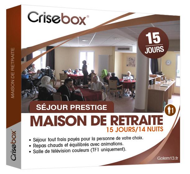 Crisebox Retraite