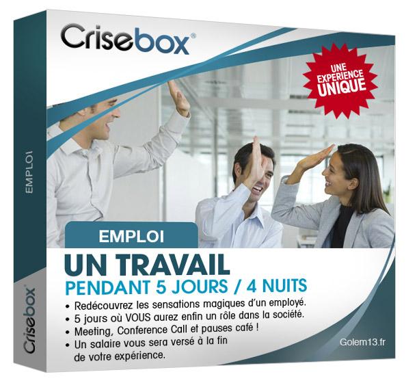 Crisebox Un Travail